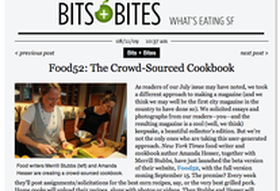 7 x 7 | Food52: The Crowd-sourced Cookbook!