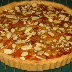 Butternut & Granny Smith Winter Tart