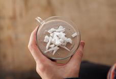 extra creamy coconut pudding